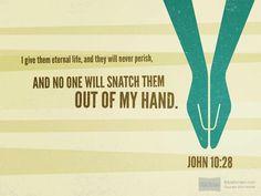 John 10:28–29