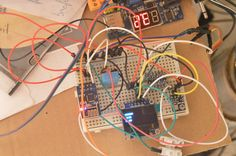 The limited number (4) of GPIO pins on the ESP8266-01 may seem like an obstacle, for any serious application. Yet if one uses the pins in a smart way it is very well possible to do a lot with only …