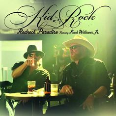 Check out Kid Rock's new 'Redneck Paradise' video with Hank Williams Jr.; get fan cruise details | MLive.com