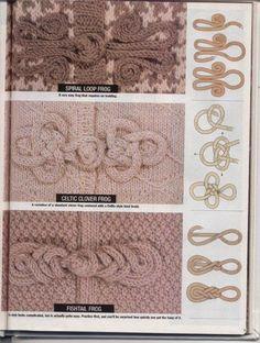 Ivelise Feito à Mão: Lindos Ornamentos Para O Seu Crochê