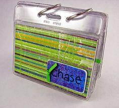 Badge Holder Mini Album