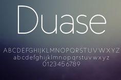 Check out [70% OFF] Duase by Alvaro Thomaz Fonts on Creative Market
