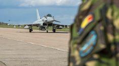 Italian Eurofighters to enhance Air Policing capabilities over Romania - News in English - Radio România Actualităţi Online
