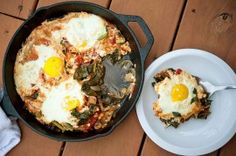 Eggs, glorious eggs! on Pinterest | Baked Eggs, Quiche and Eggs ...