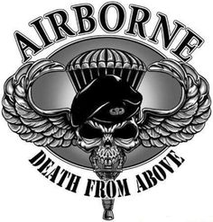 Army Airborne | army airborne death from above graphics and comments