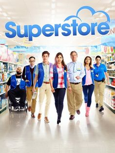 Watch TV Online & On Demand, Record a Series, and Binge on your favorite TV Shows & Original Series. Stream Shows Online now with DIRECTV. Superstore Tv Show, Jenna Dewan, Channing Tatum, Movies Showing, Movies And Tv Shows, Sexy Dance, Working In Retail, Comedy Tv, Poster
