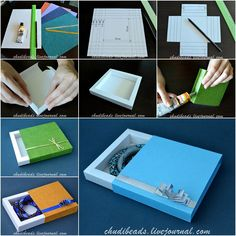 How to DIY Easy and Pretty Gift Box | iCreativeIdeas.com Follow Us on Facebook --> https://www.facebook.com/icreativeideas