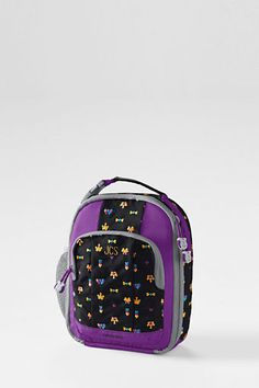 Girls' ClassMate® Lucky Charm Soft Sided Lunch Box from Lands' End