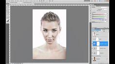 Weiße Haut mit Photoshop (Tutorial)