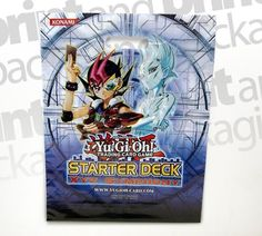 Yu-Gi-Oh! | Patch Handle Carrier Bags