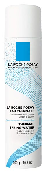 La Roche-Posay Thermal Spring Water, great for my intolerant skin