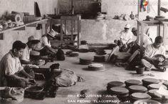 Fotos de Tlaquepaque, Jalisco, México: Alfareros de Tlaquepaque