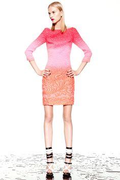 Prabal Gurung Resort 2012 Fashion Show - Anabela Belikova