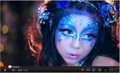 excellent tutorial on fairy makeup     Halloween is just around the corner!!! :)   http://www.youtube.com/watch?gl=US=en=mv-google=9GKolZKeHmM=1