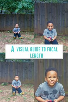 Thinking of purchasing a new lens to improve your photography?  Here is a visual guide to focal lengths to help you decide!