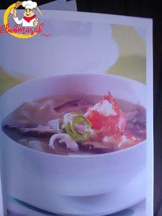 Resep Sup Jamur Seafood, Aneka Sup Untuk Anak, Club Masak