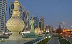 Vé máy bay đi Abu Dhabi giá rẻ đặt vé online tại Beetours