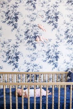 Sneak A Peek // Kate's Vintage Nursery