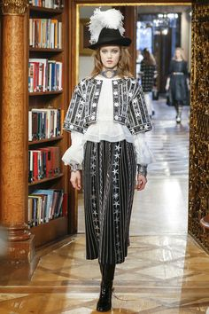 Chanel Paris-Salzburg Fall/Winter 2015-2016 Pre-Collection