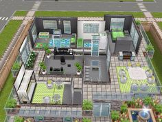House 48 level 2 #sims #simsfreeplay #simshousedesign