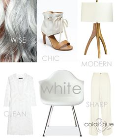 color meanings: white Color Meanings, Color Stories, How To Feel Beautiful, Colorful Fashion, Home Decor Inspiration, Scandinavian Design, Home Interior Design, Decorating Tips, Hue