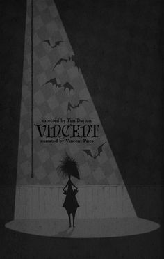 Vincent Movie by Tim Burton