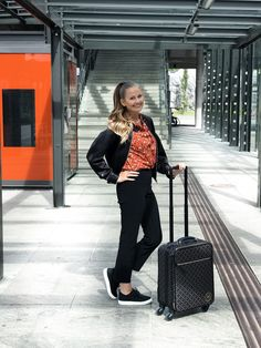 Jeanette Sundøy – Travel - By Malene Birger - Outfit - Fashion