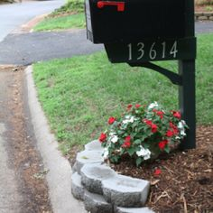 1000 images about Mailbox planting ideas on Pinterest