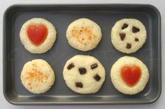 Oil & Butter: Bath Cookies Recipe