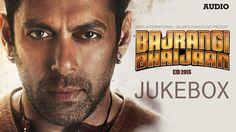'Bajrangi Bhaijaan' Full Audio Songs JUKEBOX | Selfie Le Le Re, Tu Chahi...