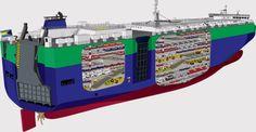 pic_vessel Marine Traffic, Marine Engineering, Future Transportation, Oil Tanker, Merchant Navy, Car Carrier, Camo Colors, Marine Boat, Deck Plans