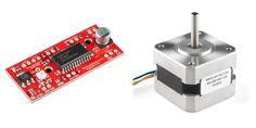 Tutoriel: Stepper Motor + Easy Driver + Arduino - GarageLab (Arduino, l'électronique, la robotique, le piratage)