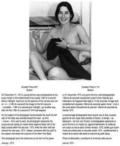 Douglas Huebler - duration piece 31