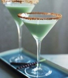 Ricetta Cocktail Grasshopper