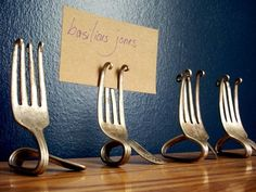 These would be great for place seating cards or labels for food at a buffet dinner.