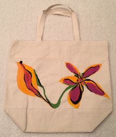 The Sunset Tote by TheArtsyNina on Etsy