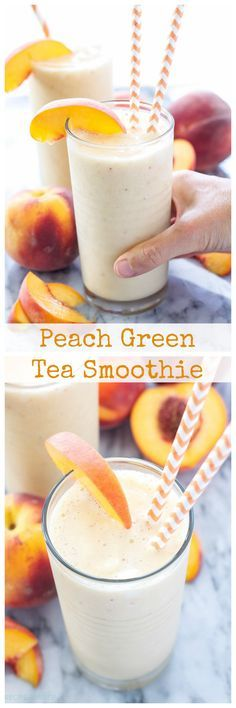 Peach Smoothie Recipe With Milk.Green Peach Smoothie For Kids Healthy Ideas For Kids. Tropical Smoothie Recipe Dinner At The Zoo. Green Tea Smoothie, Juice Smoothie, Smoothie Drinks, Smoothie Bowl, Mango Banana Smoothie, Juice Drinks, Strawberry Smoothie, Green Smoothies, Smoothies Vegan