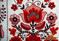 Embroidering by Oleksandra Telizhenko studio