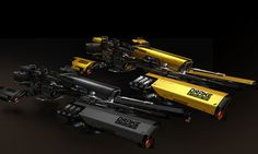 Drake Dragonfly- 2 seater space motorcycle #StarCitizen