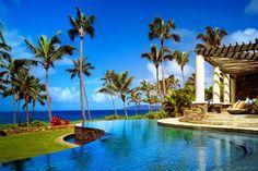 Montage Kapalua Bay - Three Bedroom Residence, Garden View is a beautiful villa for rent in Maui , Kapalua. View info, photos, rates here. Hawaii Resorts, Hawaii Hotels, Beach Hotels, Beach Resorts, Hotels And Resorts, Kapalua Resort, Kapalua Bay, Hawaii Honeymoon, Maui Hawaii