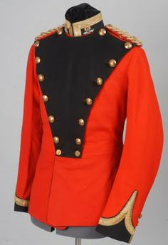 Edwardian 16th Lancers Lieutenants Dress Tunic!