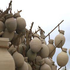 Potteries in Nizwa, Oman