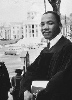 Martin Luther King Jr.'s 94 Birthday