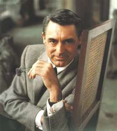 Cary Grant! Wow!