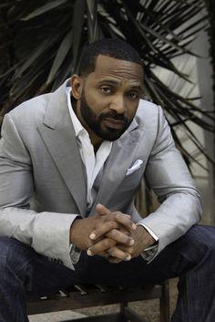 Mike Epps lil sexy self! Gorgeous Black Men, Handsome Black Men, Beautiful Men, Beautiful People, Mike Epps, Black Actors, Raining Men, Before Us, Well Dressed Men