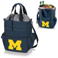 Activo Cooler Tote - University of Michigan Wolverines