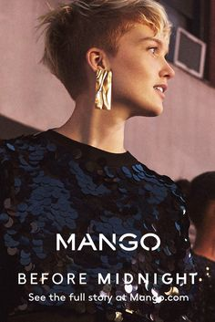Before Midnight | MANGO's new Evening Campaign. Outfits to set the vibe this season. #MANGO #FW17 #partyseason #newcampaign