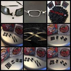 5316ae82ecc14 Flex Couplers Oakley X Metal Juliet XX X-squared Mars Penny ROMEO 2 Nose  Gasket for sale online