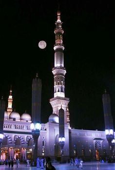 Islamic Images, Islamic Pictures, Islamic Art, Islamic Quotes, Masjid Haram, Mecca Masjid, Islam Religion, Islam Beliefs, Medina Mosque