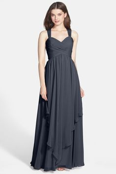 Eliza J Crisscross Bodice Gown by Eliza J on @nordstrom_rack